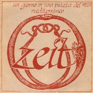Un Giorno in una Piazza del Mediterraneo by ZEIT album cover