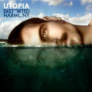 Distorted Harmony - Utopia CD (album) cover