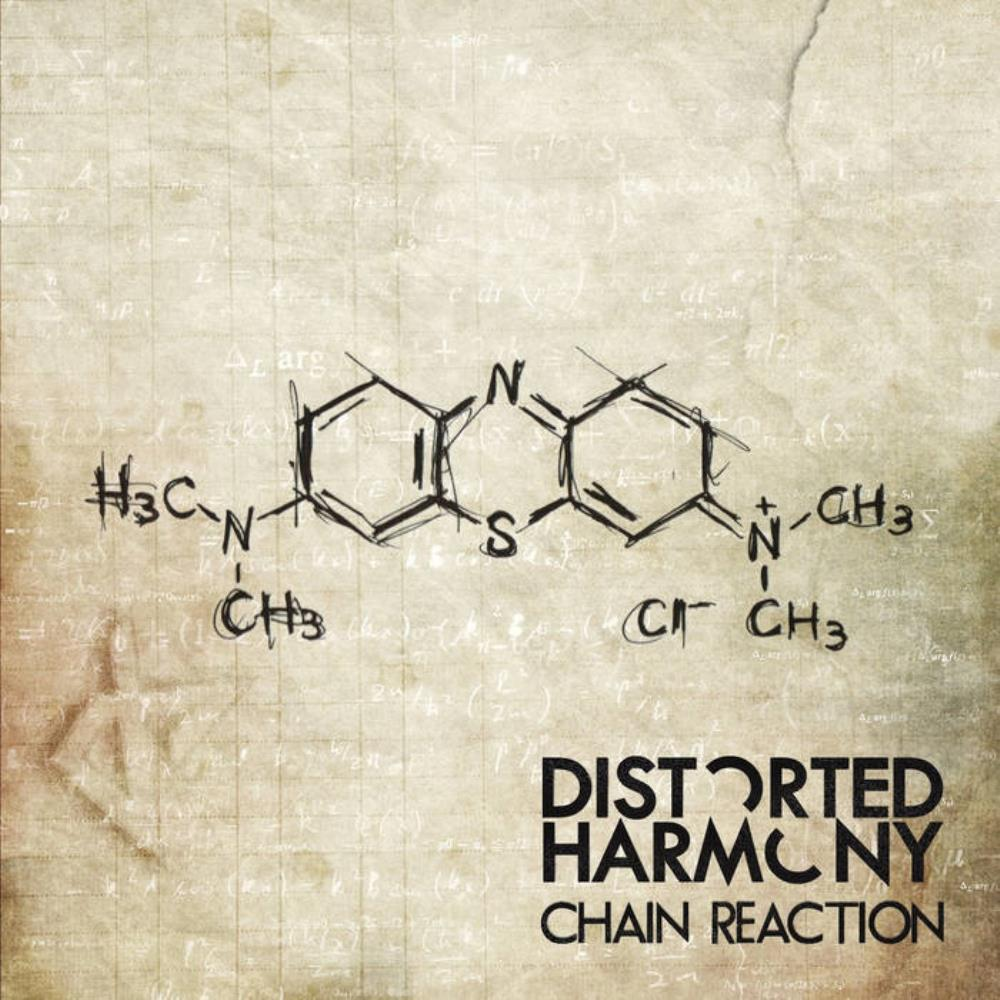 Distorted Harmony - Chain Reaction CD (album) cover