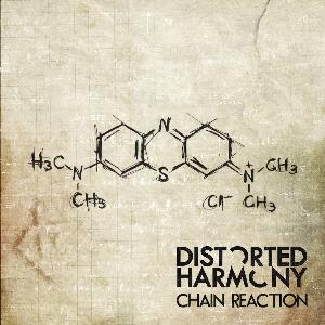 Chain Reaction by DISTORTED HARMONY album cover