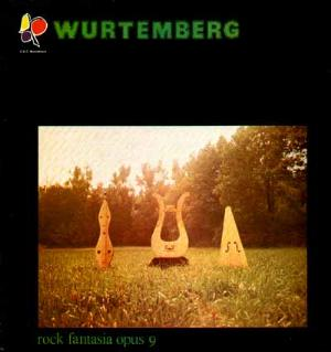 Rock Fantasia Opus 9 by WURTEMBERG album cover