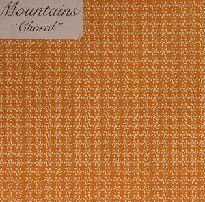 Mountains Choral album cover