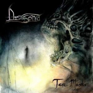 Dissona Ten Masks album cover