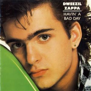 Havin' A Bad Day by ZAPPA, DWEEZIL album cover