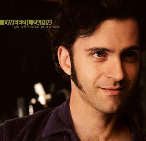 Dweezil Zappa - Go With What you Know CD (album) cover