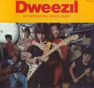 Dweezil Zappa My Mother Is A Space Cadet / Crunchy Water album cover