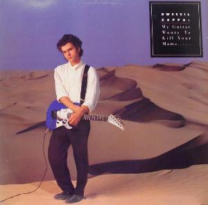 My Guitar Wants to Kill Your Mama by ZAPPA, DWEEZIL album cover