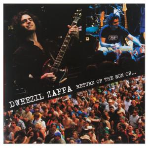 The Return Of The Son Of... by ZAPPA, DWEEZIL album cover