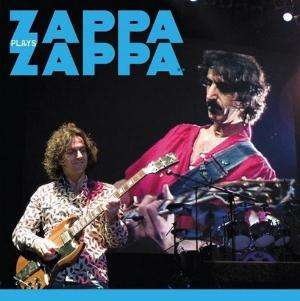 Dweezil Zappa Zappa Plays Zappa album cover