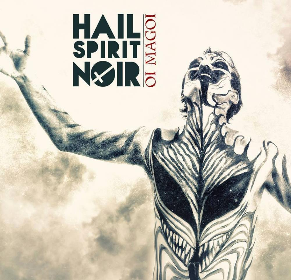 Oi Magoi by HAIL SPIRIT NOIR album cover