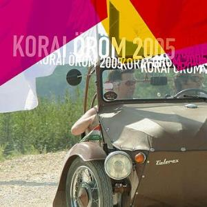 Korai �r�m - 2005 CD (album) cover
