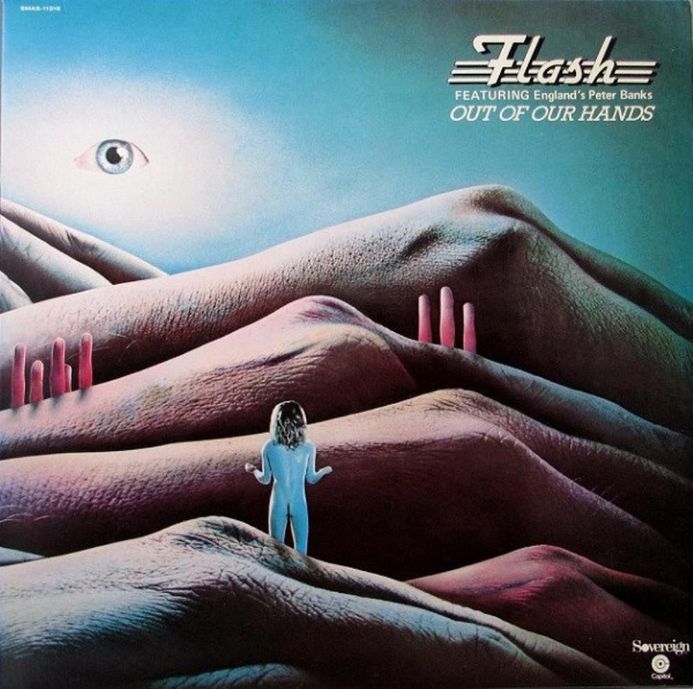 Flash - Out Of Our Hands CD (album) cover