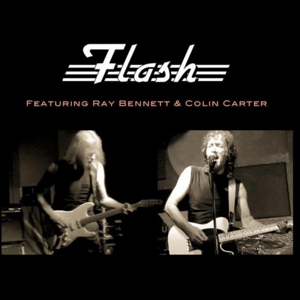 Featuring Ray Bennett & Colin Carter by FLASH album cover