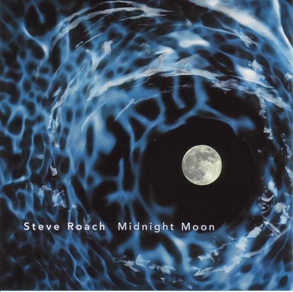 Midnight Moon by ROACH, STEVE album cover