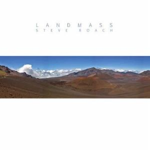 Landmass by ROACH, STEVE album cover