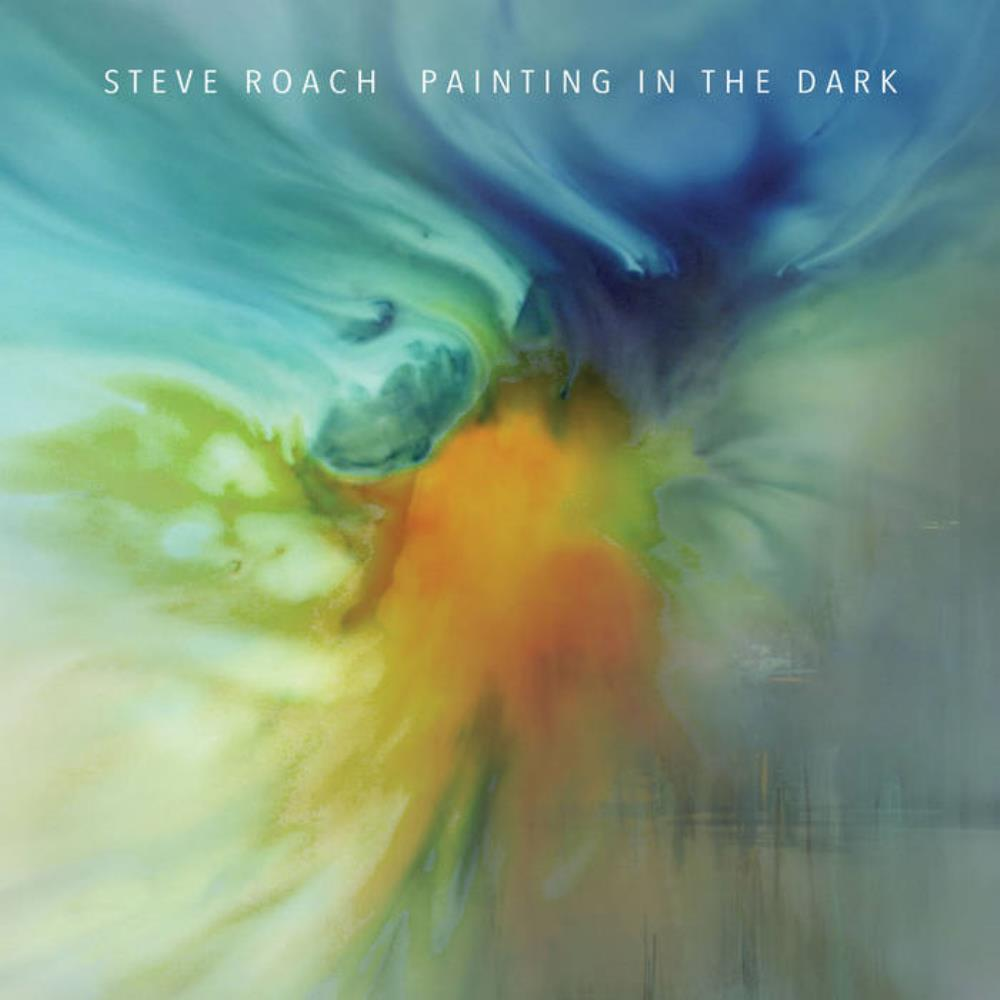 Painting In The Dark by ROACH, STEVE album cover