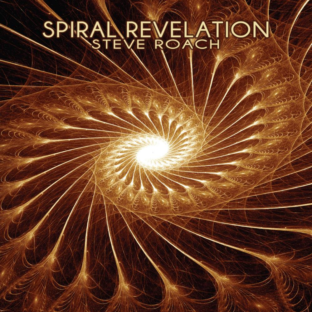 Spiral Revelation by ROACH, STEVE album cover