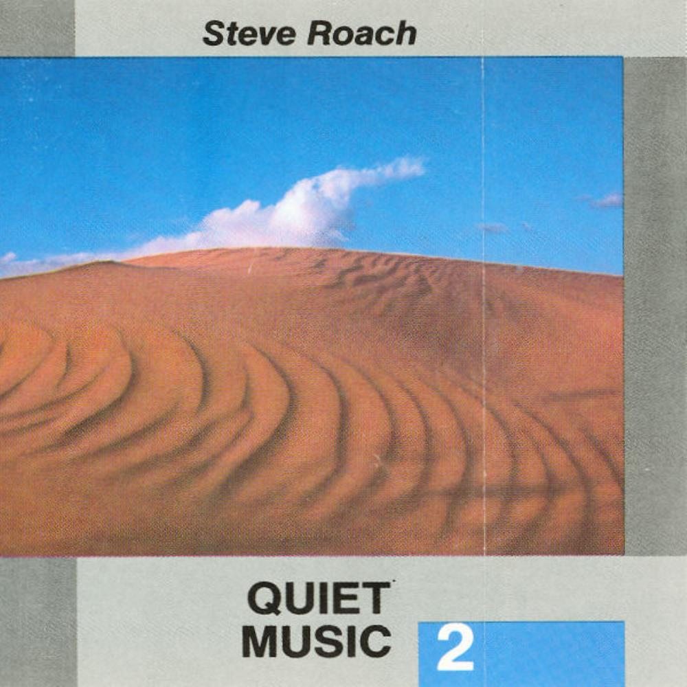 Steve Roach Quiet Music 2 album cover