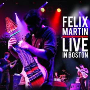 Felix Martin Live in Boston album cover