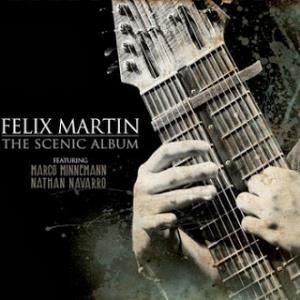 Felix Martin The Scenic Album album cover