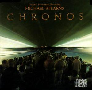 Michael Stearns Chronos  album cover