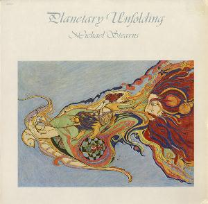 Planetary Unfolding  by STEARNS, MICHAEL album cover