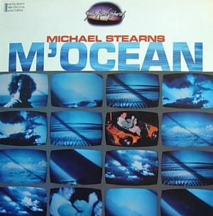Michael Stearns M'ocean  album cover