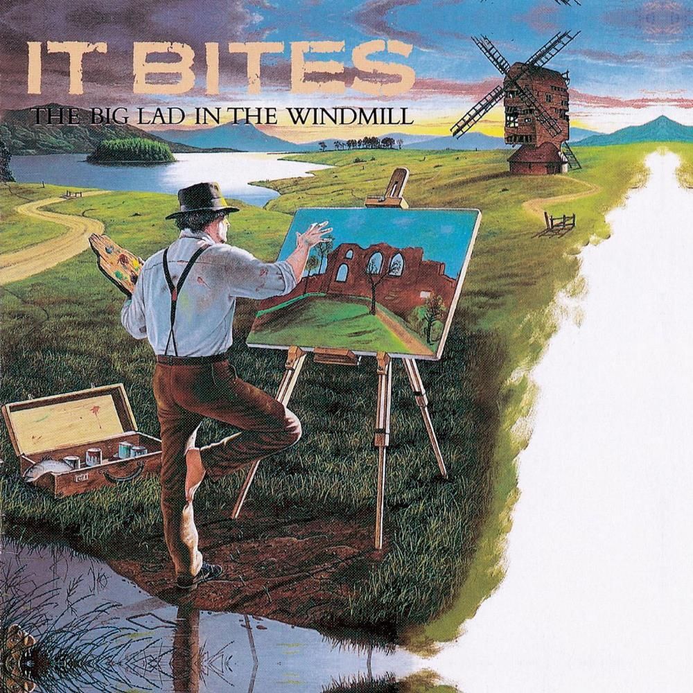 It Bites - The Big Lad In The Windmill CD (album) cover