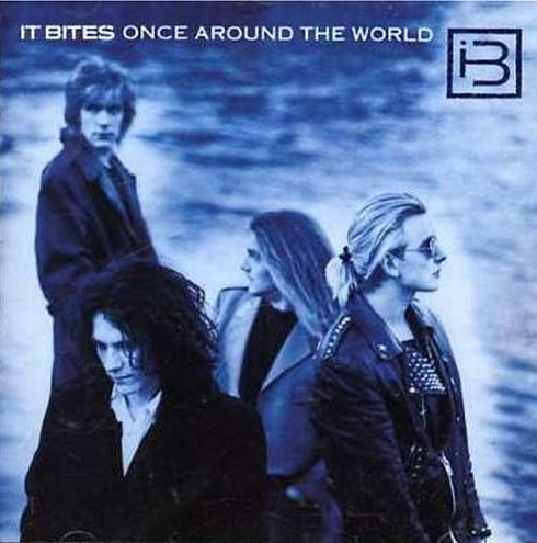 It Bites - Once Around the World  CD (album) cover