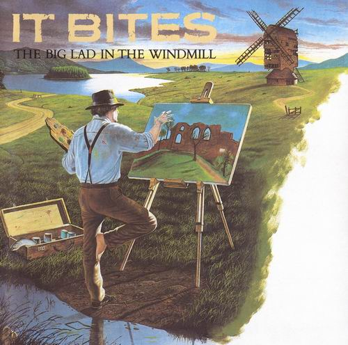 It Bites The Big Lad In The Windmill album cover