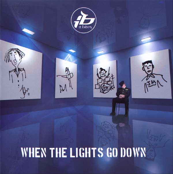 It Bites When The Lights Go Down album cover