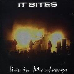 It Bites Live In Montreux album cover