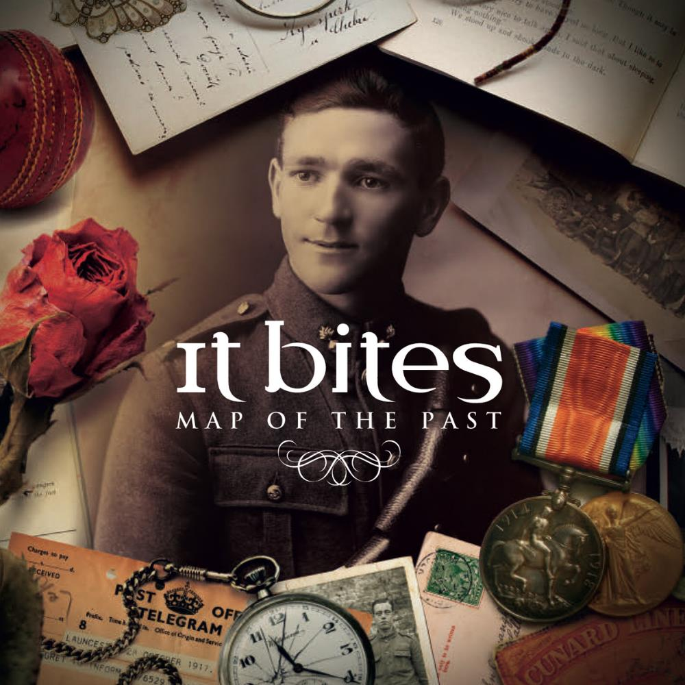 Map Of The Past by IT BITES album cover