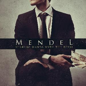 Mendel Shaking Hands With The Devil album cover