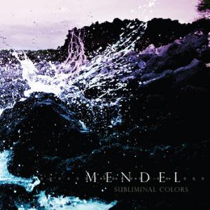 Mendel - Subliminal Colors CD (album) cover