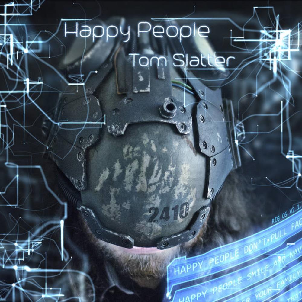 Happy People by SLATTER, TOM album cover