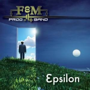 FEM Prog Band - Epsilon CD (album) cover