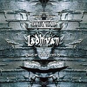 Galahad Ladhivan - Tales Of Celtic Myths album cover
