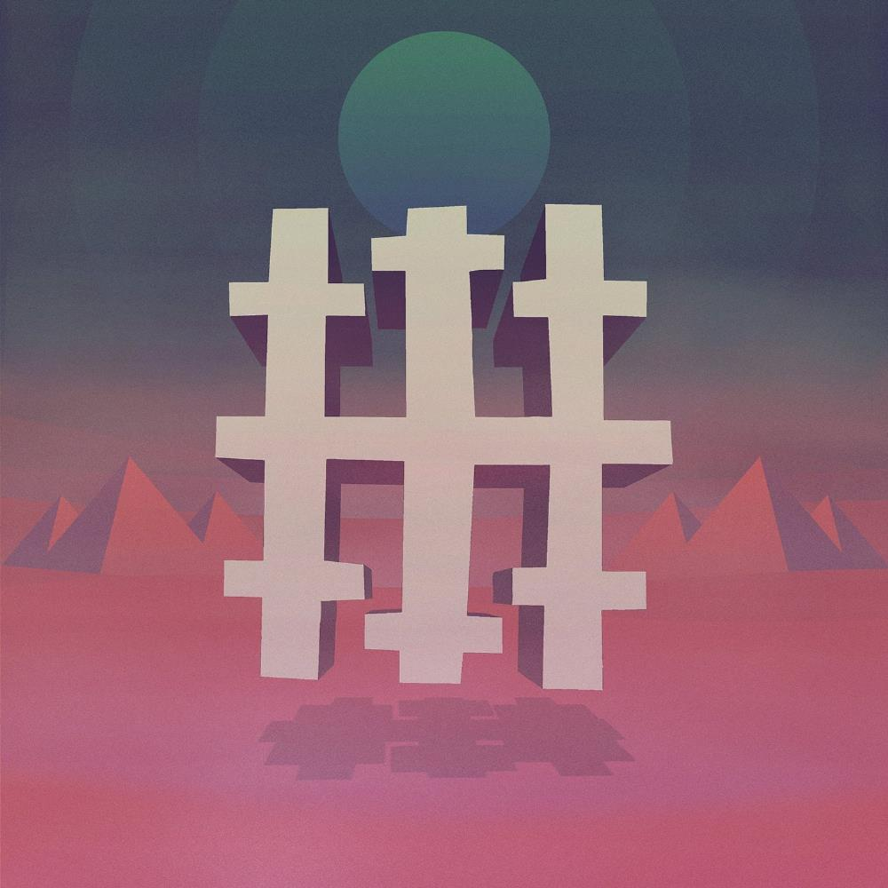 Silent Earthling by THREE TRAPPED TIGERS album cover