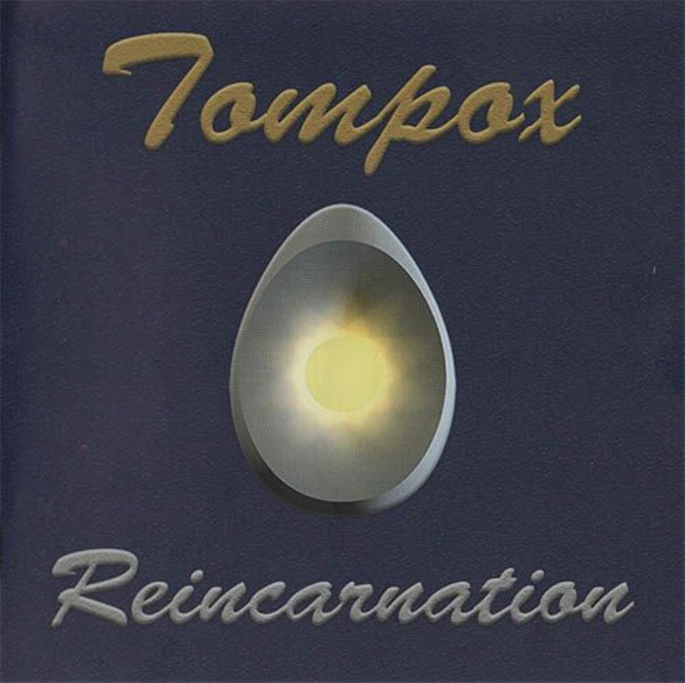 Reincarnation by TOMPOX album cover