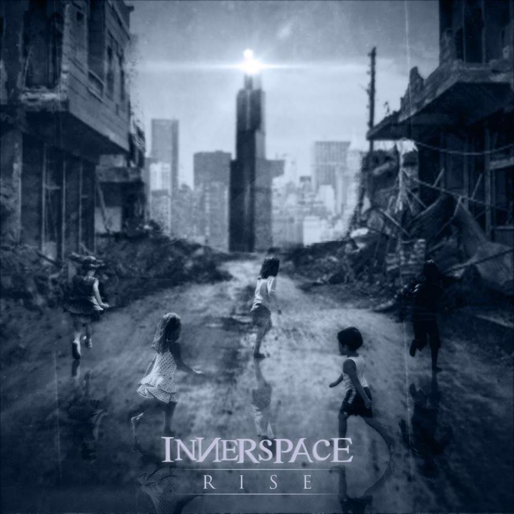 Innerspace - Rise CD (album) cover
