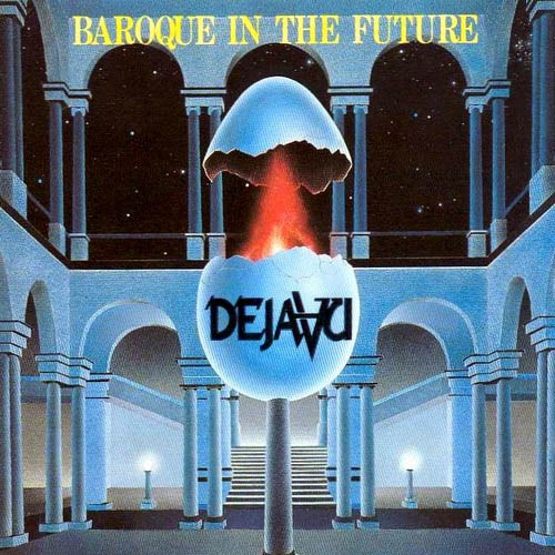 Baroque In The Future by DEJA-VU album cover