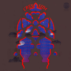 Cressida - Cressida CD (album) cover