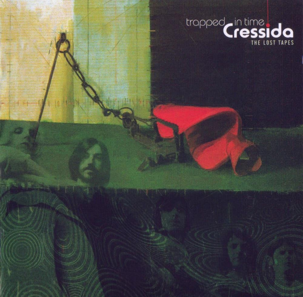Cressida Trapped In Time - The Lost Tapes album cover