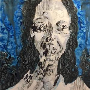 Bansheeface by PSEUDO/SENTAI album cover
