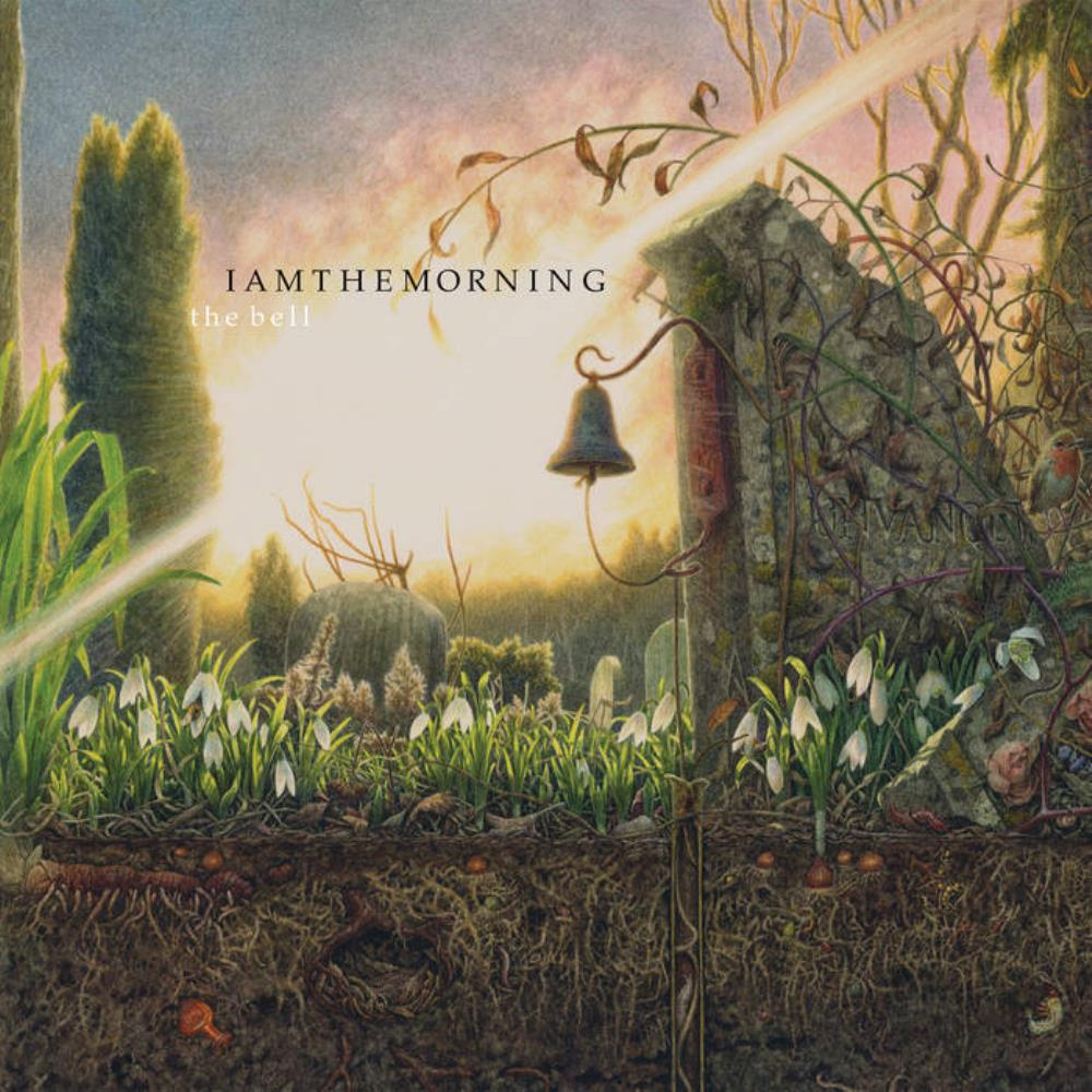 The Bell by IAMTHEMORNING album cover