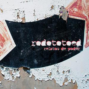 Rodototoed - Relatos De Poder CD (album) cover