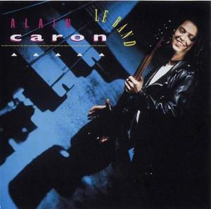 Alain Caron Le Band album cover