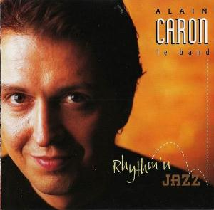 Alain Caron Rhythm 'n Jazz album cover