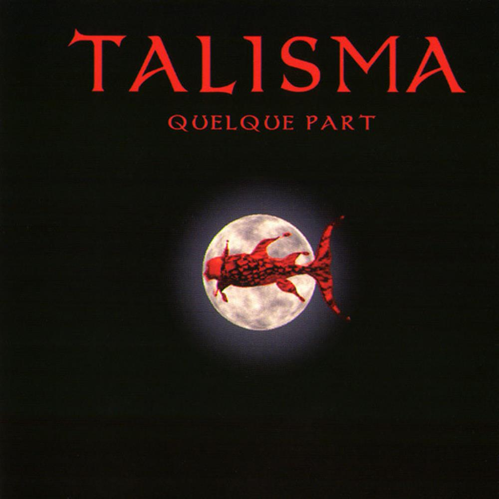 Quelque Part by TALISMA album cover